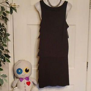 Inc. International Concepts Ruffle Dress